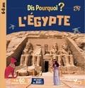 Virginie Aladjidi et Caroline Pellissier - L'Egypte.
