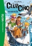 Enid Blyton - Le Club des Cinq 01 - Le Club des Cinq et le trésor de l'île.