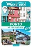 Sandrine Rabardeau - Un grand week-end à Porto et ses environs. 1 Plan détachable