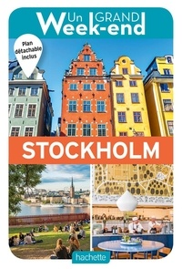 Un Grand week-end à Stockholm  avec 1 Plan détachable