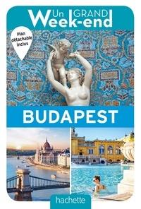 Céline Fion et Simon Holpert - Un grand week-end à Budapest. 1 Plan détachable
