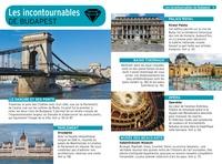 Un grand week-end à Budapest  avec 1 Plan détachable