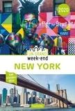Bertrand Lauzanne - Un grand week-end à New York. 1 Plan détachable