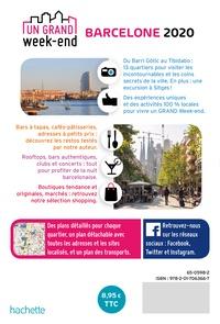 Un grand week-end à Barcelone  Edition 2020 -  avec 1 Plan détachable