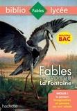 Jean de La Fontaine et Véronique Bremond Bortoli - Fables de la Fontaine - Spécial BAC 2020.