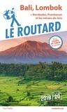 Le Routard - Bali, Lombok - Borobudur, Prambanan et les volcans de Java.