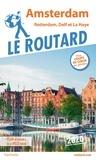 Le Routard - Amsterdam et ses environs - Rotterdam, Delf et La Haye. 1 Plan détachable