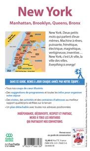 New York. Manatthan, Brooklyn, Queens, Bronx  Edition 2020