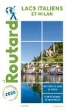 Le Routard - Guide du Routard Lacs Italiens et Milan. 1 Plan détachable