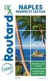 Le Routard - Naples - Pompéi et les îles. 1 Plan détachable