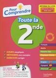 Isabelle de Lisle et Philippe Rousseau - Toutes les matières 2de.