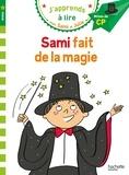 Thérèse Bonté - Sami fait de la magie.