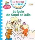 Cécile Beaucourt - Sami et Julie maternelle  : Le bain de Sami et Julie.