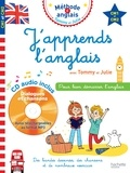 Annie Sussel et Sylvain Audinovski - J'apprends l'anglais avec Tommy et Julie CM1 et CM2. 1 CD audio MP3