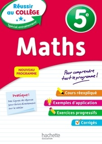 André Sarnette et Josyane Curel - Maths 5e.