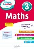Dominique Dejean et Michèle Blanc - Maths 3e.