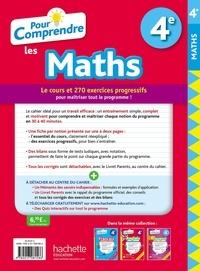 Pour comprendre les maths 4e  Edition 2019