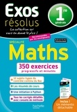 Claudine Renard et Geneviève GUILLAUMIN - Maths spécialité 1re générale.