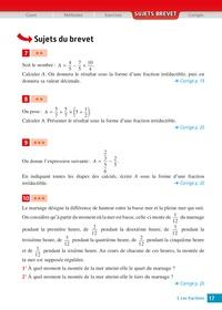 Maths 3e. Inclus en mémento détachable  Edition 2019