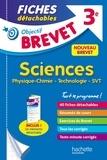 Sébastien Dessaint et Malorie Gorillot - Physique-Chimie Technologie SVT 3e - Fiches.