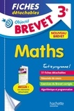 Nicolas Clamart - Maths 3e - Fiches détachables.