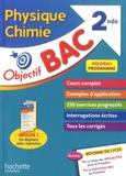 Michel Barde et Nathalie Barde - Physique-Chimie 2de.