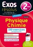 Frédérique de La Baume et Jean-Paul Castro - Physique Chimie 2de.