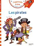 Thérèse Bonté - J'apprends à lire avec Sami et Julie  : Les pirates - Début de CP, niveau 1.