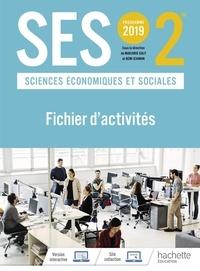 Marjorie Galy et Rémi Jeannin - Sciences économiques et sociales 2de - Fichier d'activités.