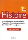 Aude Van Kerckhove et Christian Birebent - Histoire Tle - Livre de l'élève.