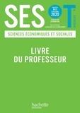 Marjorie Galy et Rémi Jeannin - Sciences Economiques et Sociales Tle spécialité - Livre du professeur.