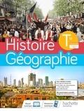 Riselaine Chapel et Philippe Rekacewitz - Histoire-Géographie Tle compilation - Livre de l'élève.