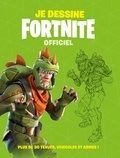 Hachette - Je dessine Fortnite.
