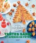 Caroline Pessin - Tartes sapin et apéros fêtes Nouvelle édition.