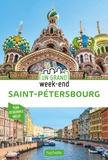 Hachette tourisme - Un grand week-end à Saint-Pétersbourg. 1 Plan détachable