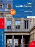 Philippe Blachèr - Droit constitutionnel.
