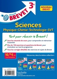 Physique-Chimie Technologie SVT 3e