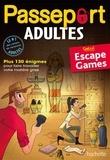 Sandra Lebrun et Loïc Audrain - Passeport Adultes Escape Game.
