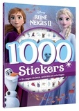 Disney - La Reine des Neiges 2 - 1000 stickers.