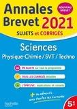 Sébastien Dessaint et Malorie Gorillot - Sciences - Physique-chimie, SVT, Techno.
