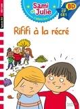 Sandra Lebrun et Loïc Audrain - Sami et Julie, j'adore lire ! BD  : Rififi à la récré - Fin de CP - CE1.