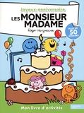 Roger Hargreaves - Monsieur Madame - Joyeux anniversaire.