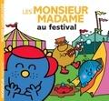Roger Hargreaves et Adam Hargreaves - Les Monsieur Madame au festival.