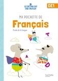 Philippe Bourgouint et Eléonore Bottet - Ma pochette de français CE1 - Etude de la langue.