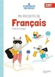 Philippe Bourgouint et Jean-Charles Berthier - Ma pochette de français CM1 - Etude de la langue.