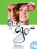 Annie Berthet et Monique Waendendries - Alter Ego + 2 - Pack Livre + Version numérique.