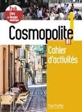 Nathalie Hirschsprung et Tony Tricot - Cosmopolite 1 - Pack Cahier + Version numérique.