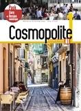 Tony Tricot et Nathalie Hirschsprung - Cosmopolite 1 - Pack Livre + Version numérique.