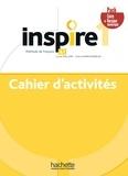 Lucas Malcor et Claire Marchandeau - Inspire 1 - Pack Cahier + Version numérique.