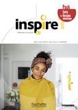 Bougnec jean-thierry Le et Marie-José Lopes - Inspire 1 - Pack Livre + Version numérique - Méthode de FLE.